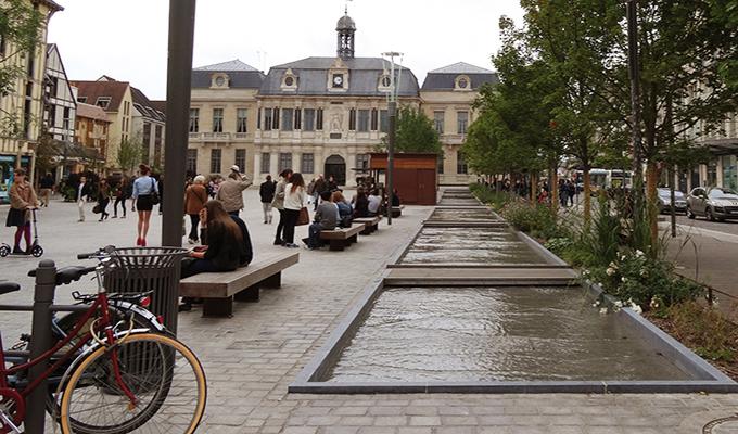 Art bloc am nagement urbain for Les espaces publics urbains